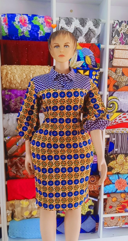 Ladies Africa Wear